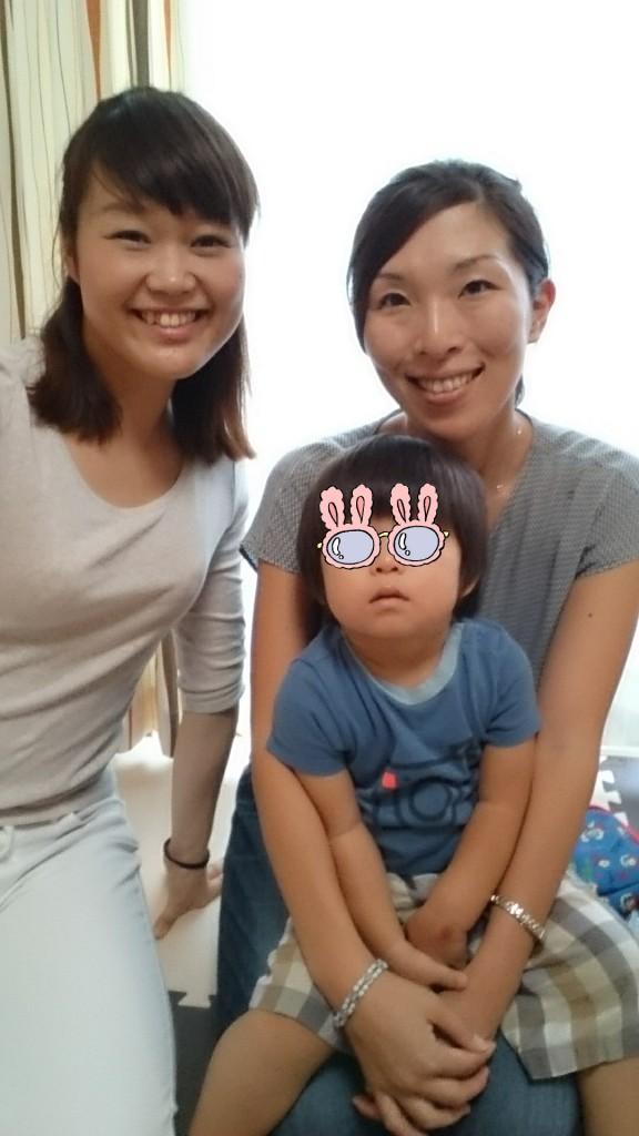 親子色育体験