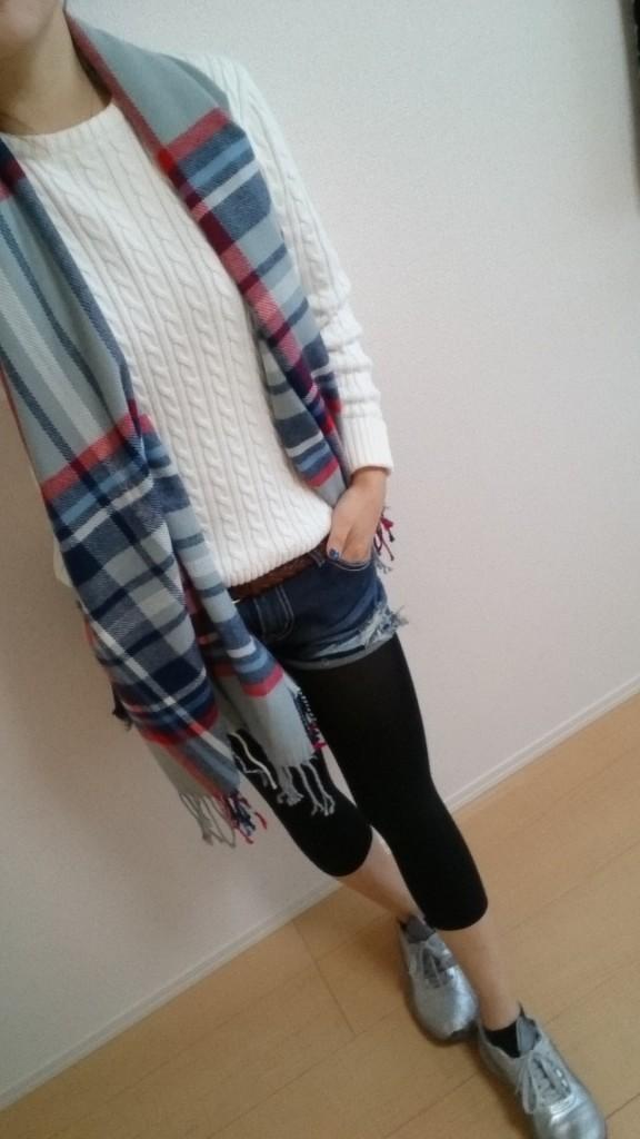 10月30日(金)のママファッション