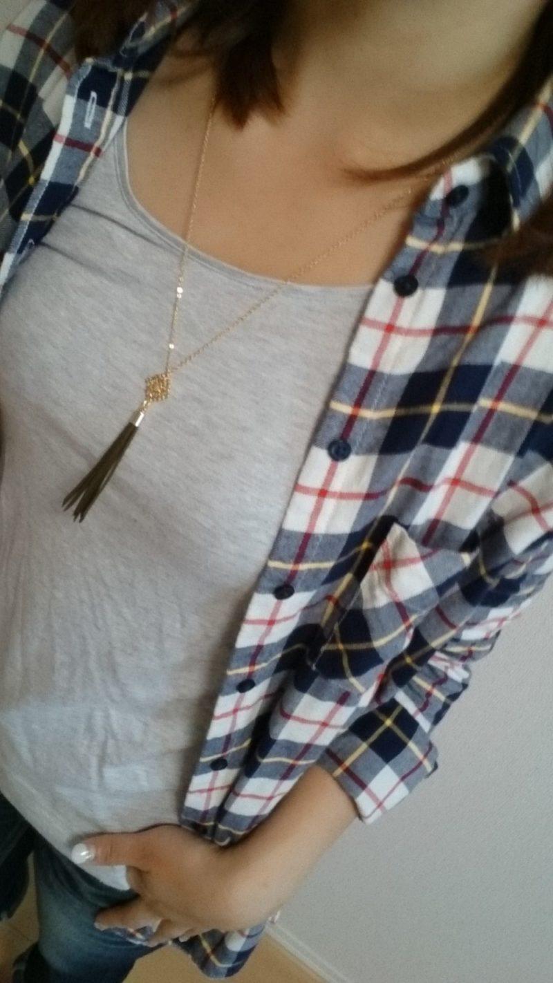 11月6日(金)のファッション