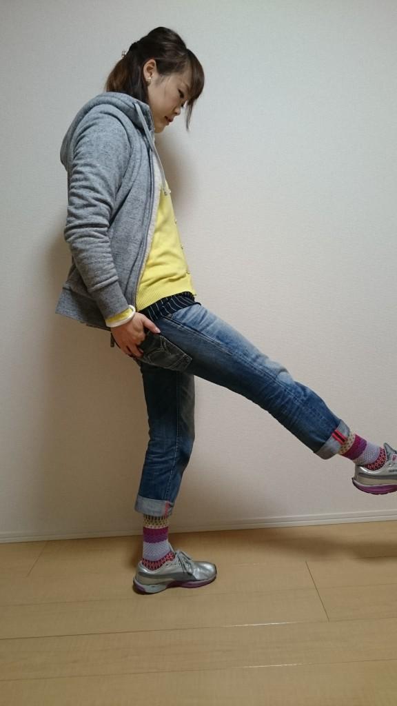 12月11日(金)のファッション