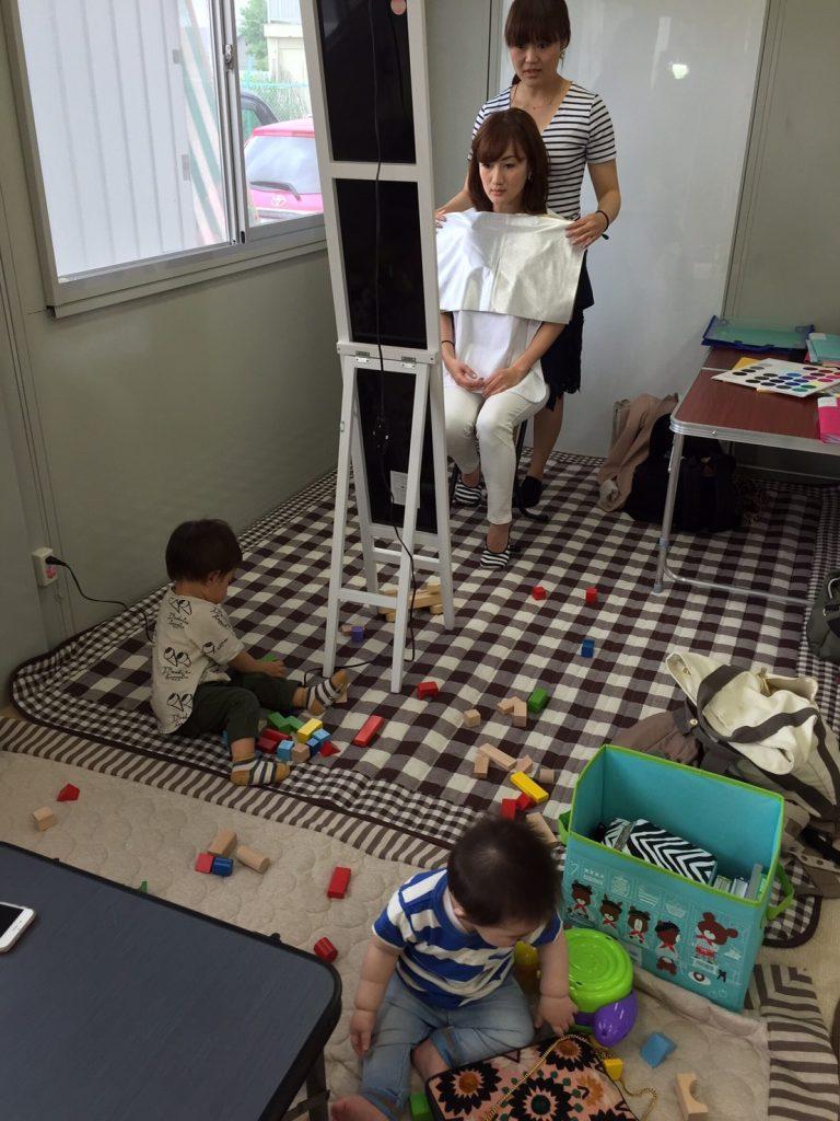 お子さんたちはこんな感じで遊んでます