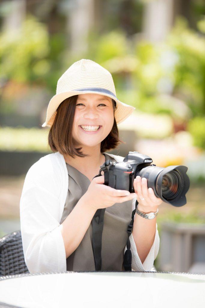 《はれほび他己紹介》フォトグラファー田島優子さん
