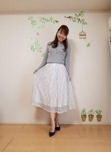 【GU】スタイリストが実際に購入したもの-スカート-